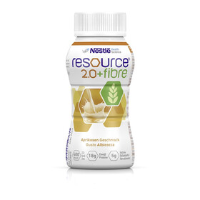 Nestle Resource 2.0 fibre, Art.Nr. 01743884, VE 4x200ml -...