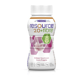 Nestle Resource 2.0 fibre, Art.Nr. 01743861, VE 4x200ml -...