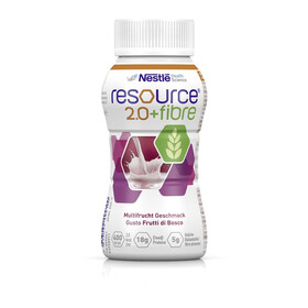 Nestle Resource 2.0 fibre, Art.Nr. 09882065, VE 4x200ml -...