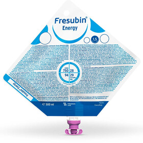 Fresubin Energy, Easybag, ballaststofffrei, VE 15x500ml