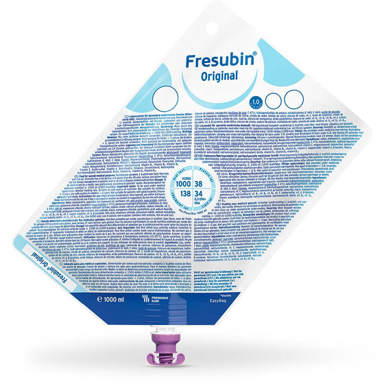 Fresubin Original EasyBag - 8x1.000ml