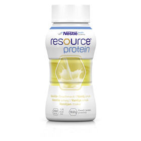 Resource Protein, VE 4x200ml - Vanille