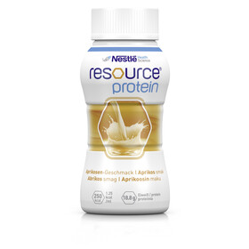 Resource Protein, VE 4x200ml - Aprikose