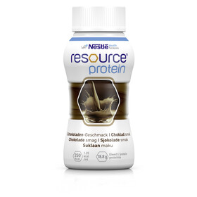 Resource Protein, VE 4x200ml - Schokolade