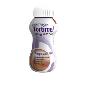 Fortimel Energy Multifibre, VE 8x4x200ml - Schokolade