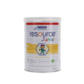 Resource Junior, standard caloric drinking food, ve 400g