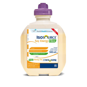 Isosource Soy Energy Fibre, VE 12x500ml