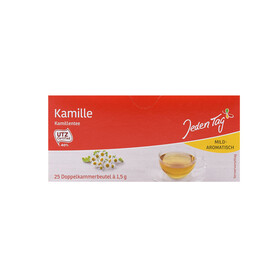 Jeden Tag Tee Kamille 25x1,5g